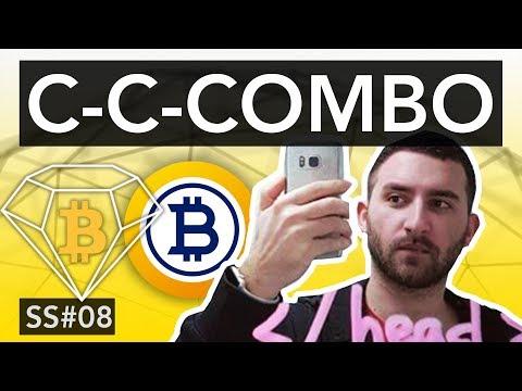 SHITCOIN SHOW #08 - BITCOIN GOLD & DIAMOND, EN DOUBLE P