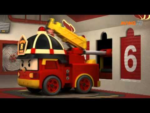 Kids animation robocar poli mipcom 2010 interview with - Robot car polly ...