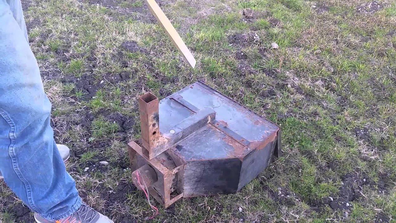 IAQM DRY ICE BLASTING - rust removal