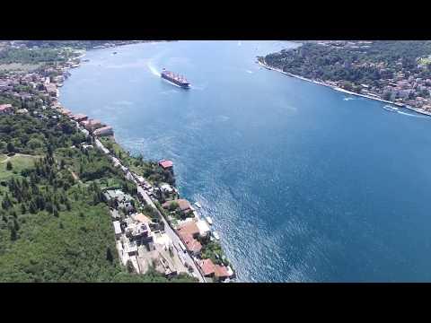 İstanbul hava çekimi - drone çekimi - havadan çekim
