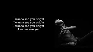 ZAYN - Bright (Lyrics)