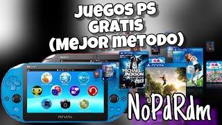 2019 instalar juegos NoNpDrm cualquier version PS VITA 3.69, 3.70