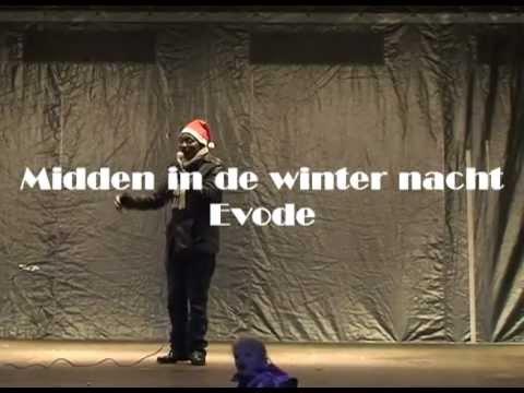 Evode Ntahonankwa.(chatons Noel en Nerlandais)