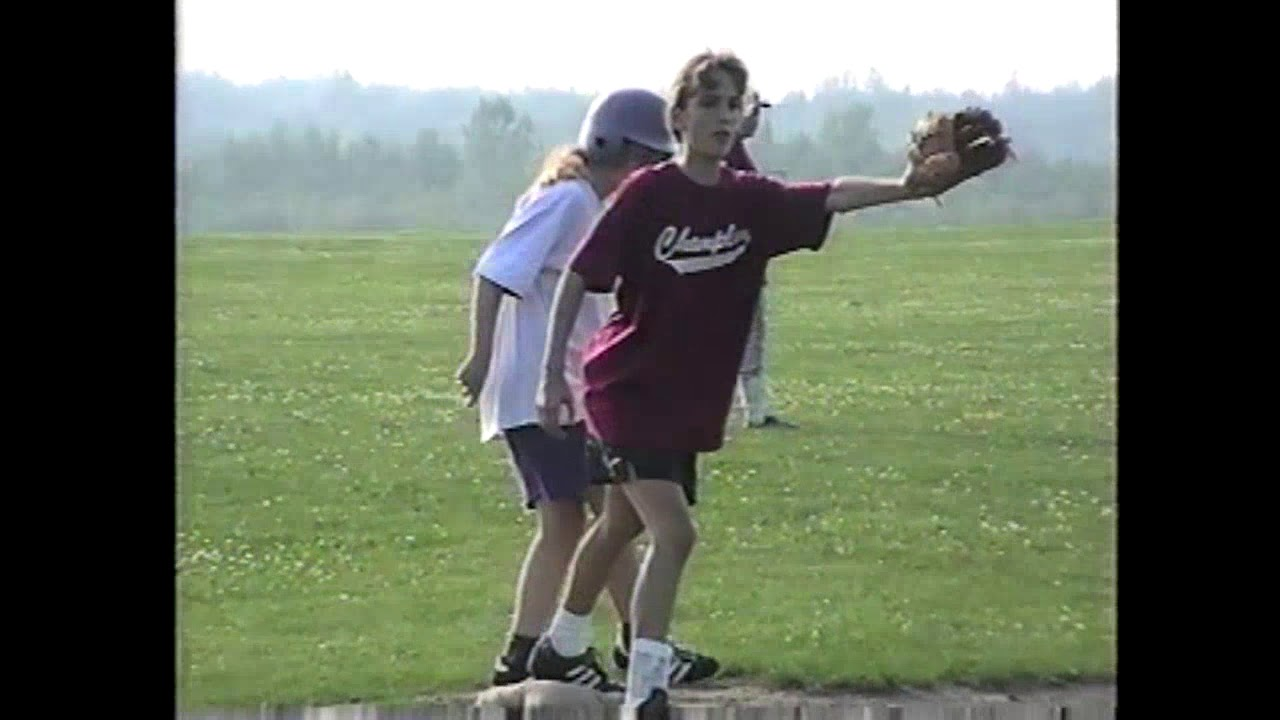 Champlain - Rouses Point Pony Softball  7-26-95
