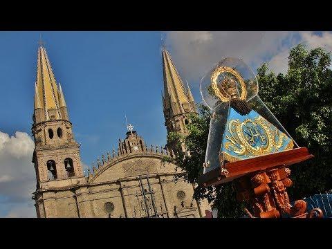 2017 Virgen de Zapopan visita Catedral de Guadalajara