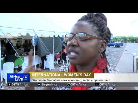 Women in Zimbabwe seek economic, social empowerment