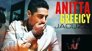 Greeicy, Anitta - Jacuzzi  Reaccion
