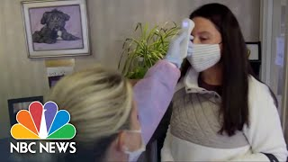 Connecticut Dentists Reopen For Non-Emergency Patients After COVID-19 Lockdown | NBC News NOW