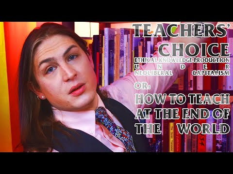 Download Teacher's Choice: How to teach at the end of the world | Harker the Storyteller