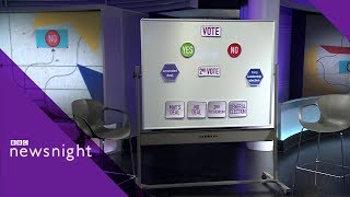 Brexit: Plotting the next steps DISCUSSION - BBC Newsnight