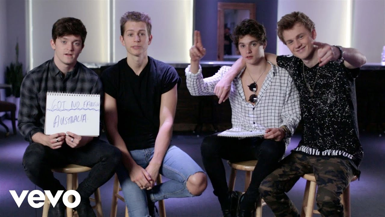 The Vamps - Bandmates