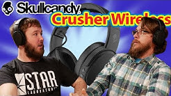 Even MORE Bass From A Set Of Headphones? - Skullcandy Crusher Wireless