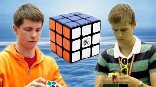 Top 10 Rubik's Cube Speedcubers