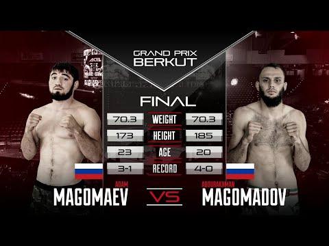 Адам Магомаев vs. Абдурахман Магомадов   Adam Magomaev vs. Abdurakhman Magomedov   BFC