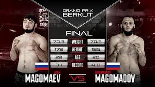 Адам Магомаев vs. Абдурахман Магомадов | Adam Magomaev vs. Abdurakhman Magomedov | BFC