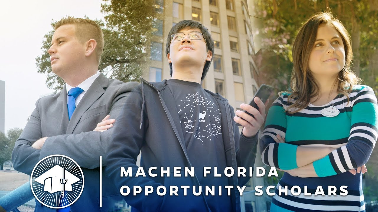 machen florida opportunity scholars individual photos