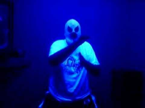 El Diablo Blanco Wrestling Interview