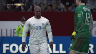 AKINFENWA IS PLAYING FOR ENGLAND??? Fifa 16