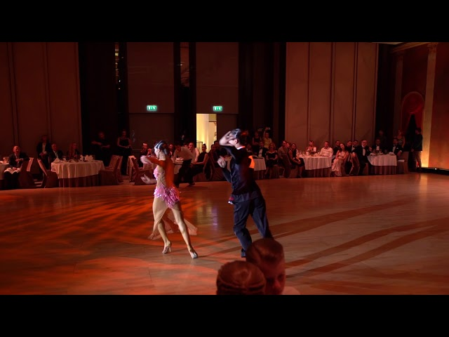 Pavlov Nikita & Sharanova Ekaterina/Final Presentation/Royal Cup 2018