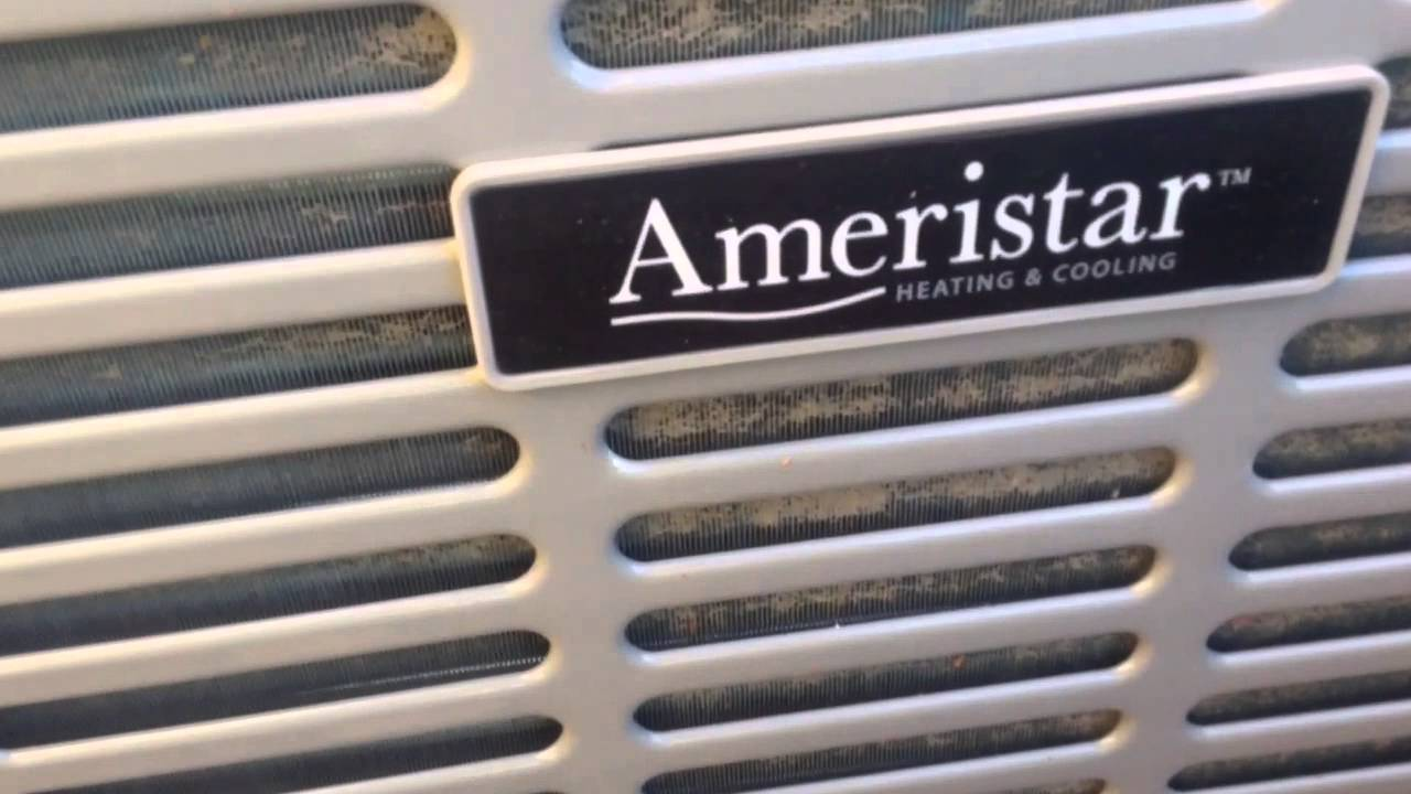 2013 Ameristar 5 ton Heat Pump Running in Cool Mode!