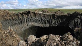 لغز حفرة نهاية العالم