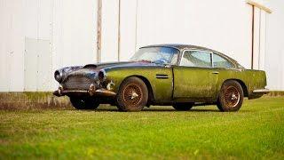 Топ 7 самых дорогих брошенных автомобилей