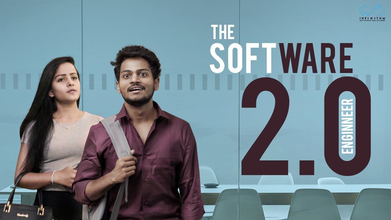 Download The Software Engineer 2.0 | Shanmukh Jaswanth | Vaishnavi Chaitanya | Jhakaas | Infinitum Media