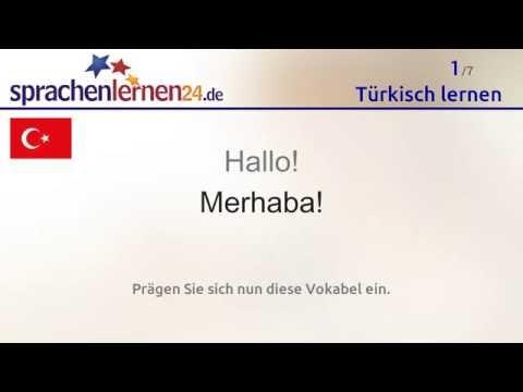 Lernen Sie Die Wichtigsten Wörter Auf Türkisch