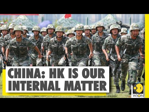 WION Dispatch: Chinese army issues warning to Hong Kong protesters