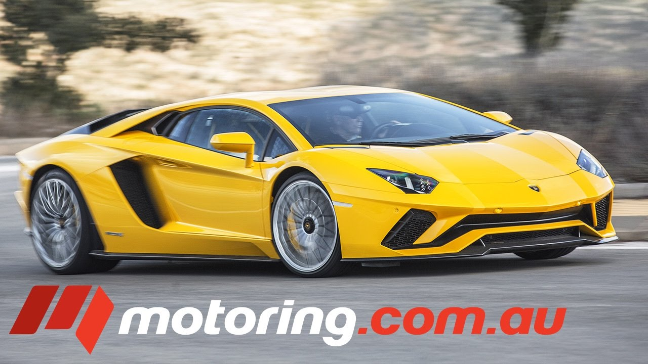 2017 lamborghini aventador s review youtube. Black Bedroom Furniture Sets. Home Design Ideas
