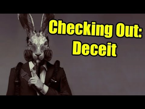 Checking Out: Deceit with Strippin, Poke, Gmart and More!
