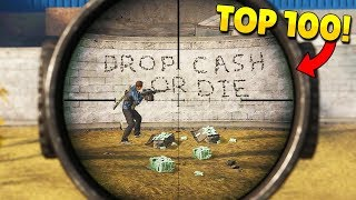 TOP 100 FUNNIEST FAILS & WINS IN WARZONE
