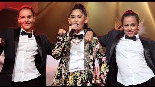 Katrina - Dit Is Pas Het Begin | 1e halve finale | Junior Songfestival liveshows 2015
