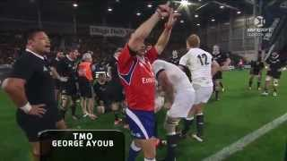 Hands in ruck + TMO decision