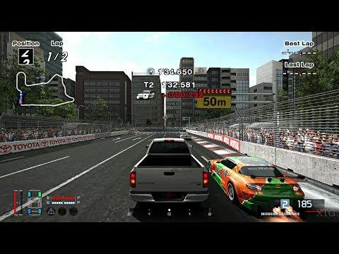 Gran Turismo 4 - Dodge Ram 1500 LARAMIE '04 (HYBRiD) PS2 Gameplay HD