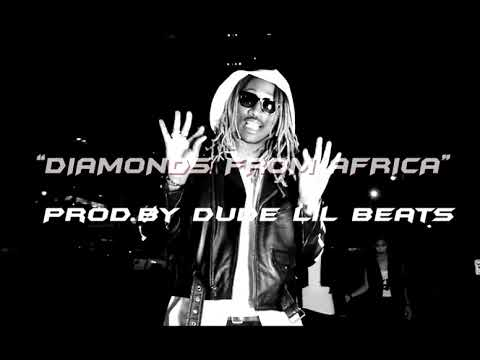 #Freebeat x Future Type Beat   Diamonds From Africa Prod by DUDELiL Beats