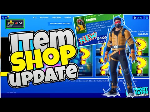 💥menamescho's-live-🆕-caution-gameplay-🆕-item-shop-update-fortnite-battle-royale---31st-january-2020