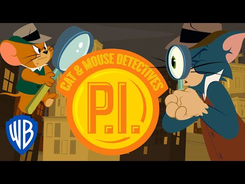 Tom & Jerry | Best Detective Moments! 🔍 | WB Kids