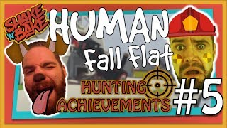 Human Fall Flat Achievements (Xbox One) | How To Get The My Treasure Achievement