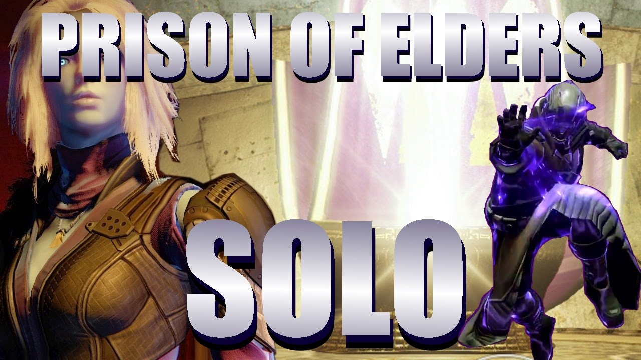 Destiny's Prison of Elders Endgame Activity Is Matchmade