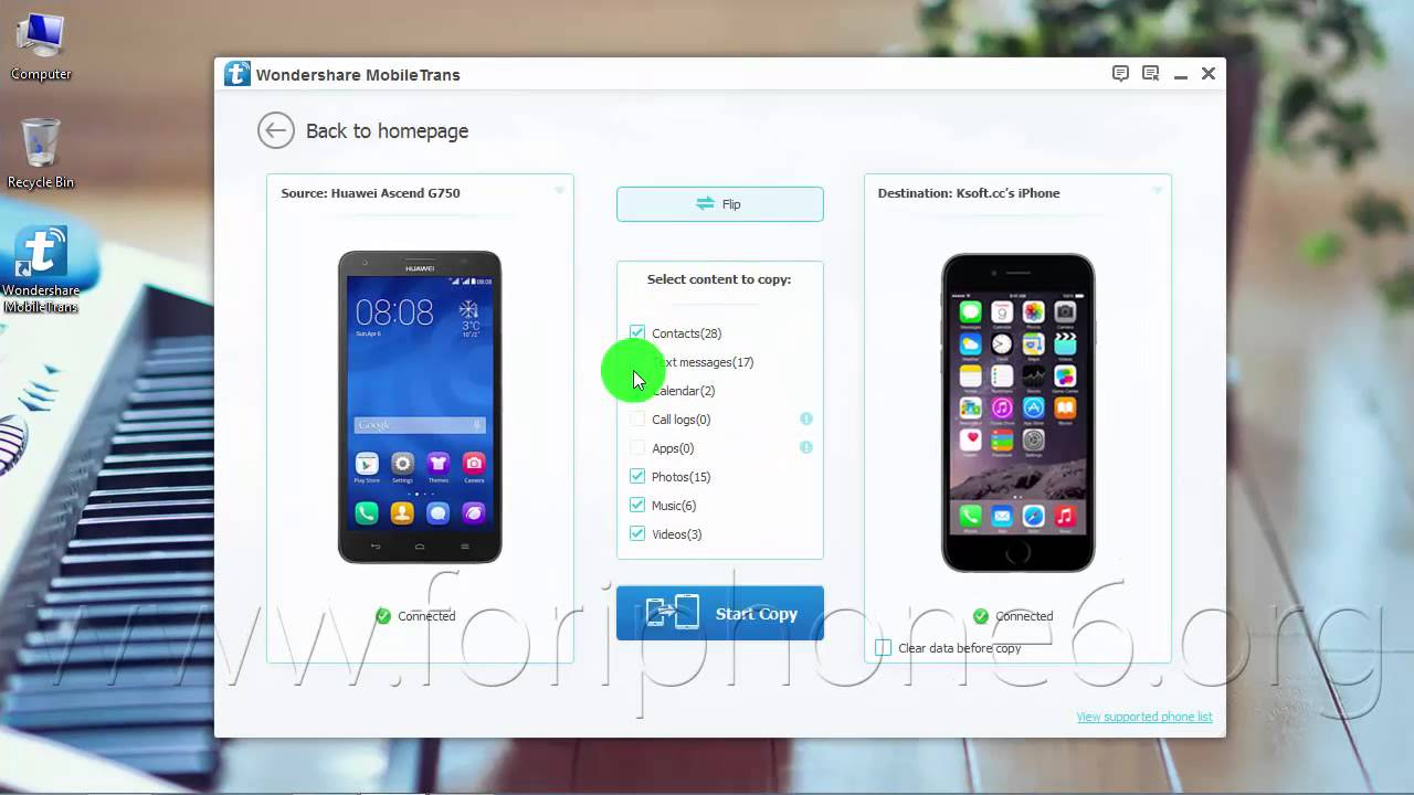 How To Transfer Contacts From Huawei To Iphone