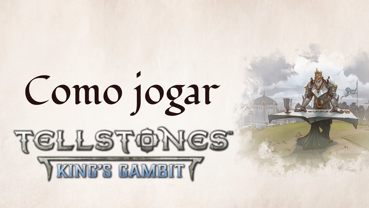 Tellstones: King's Gambit | Tutorial