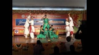 Gondhal (Marathi Dance) - Ude Ga Ambey