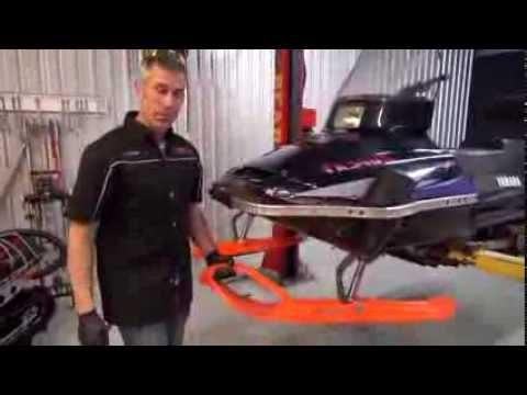 Yamaha VK540 Viking C & A Pro MTX ski install! PowerModz!  YouTube