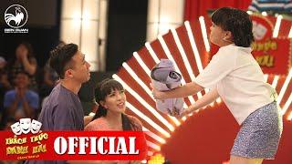 Thách Thức Danh Hài mùa 2 | Hot girl hát dân ca ngọt ngào và lấy tiền dễ dàng