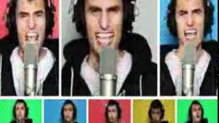 YouTube - Dynamite - Taio Cruz - A Cappella Cover - Just Voice and Mouth - Mike Tompkins.avi