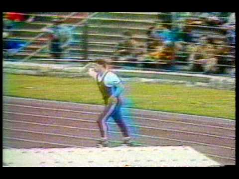 WR Javelin Throw 104.80m