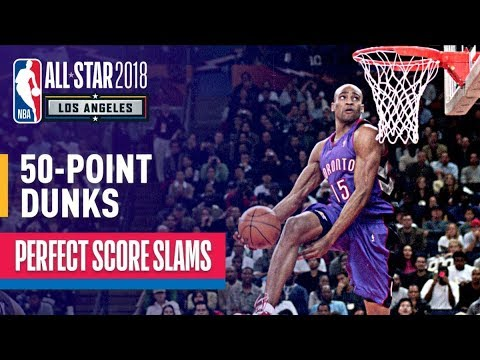 ALL 50-Point Dunks