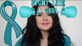Ovarian Cancer Symptoms! ☆ Zhyna