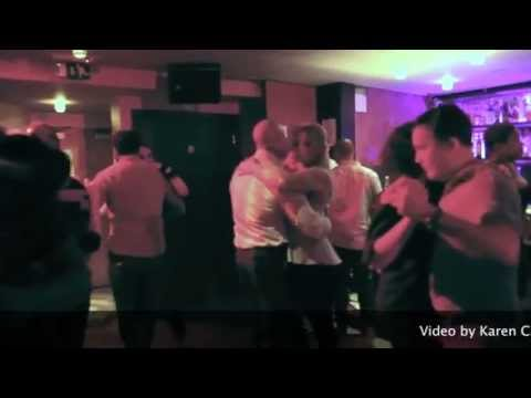 Kizomba at Nomads, London
